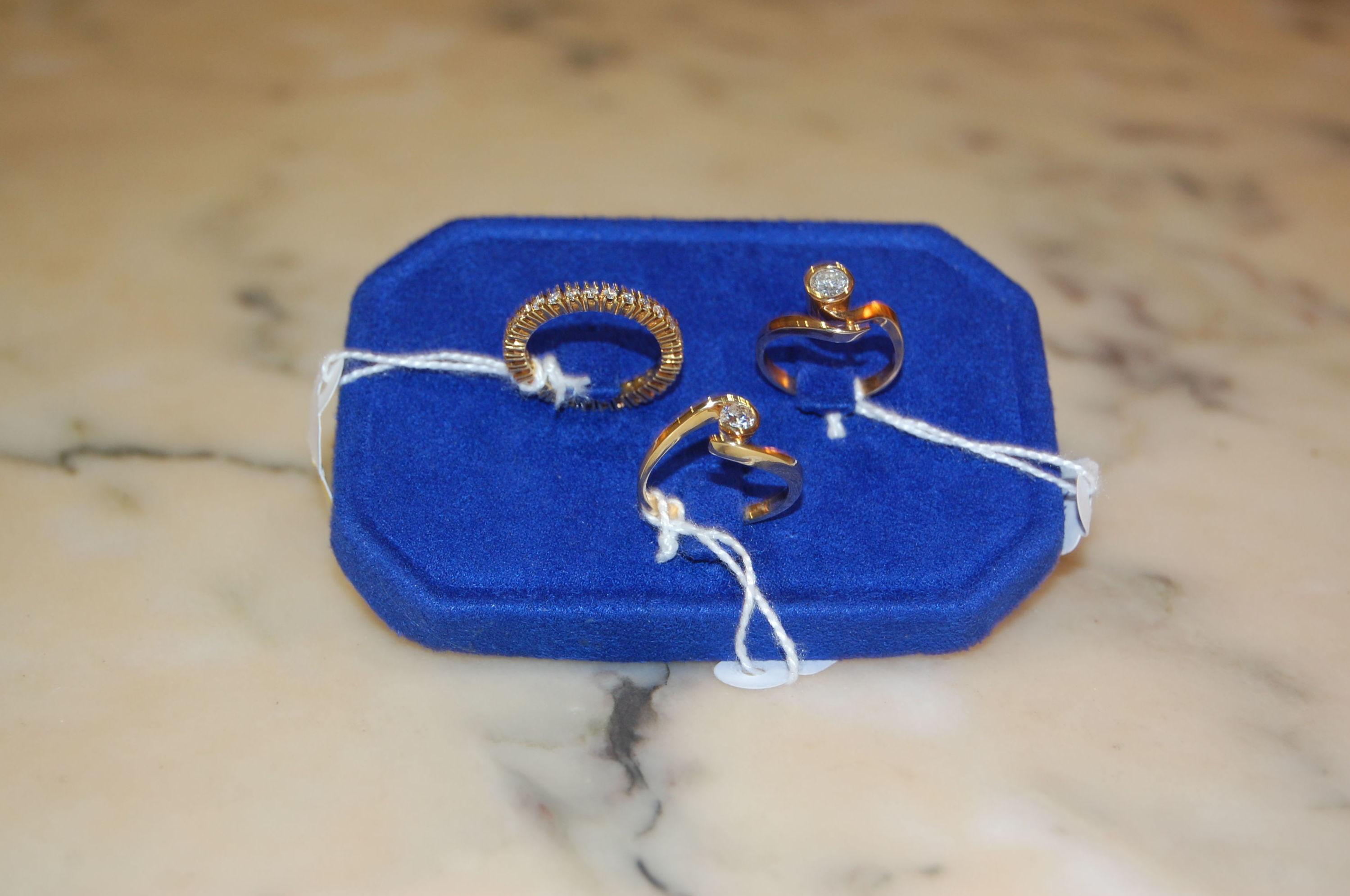 Diseño de joyas en Joieria Perarnau, Granollers