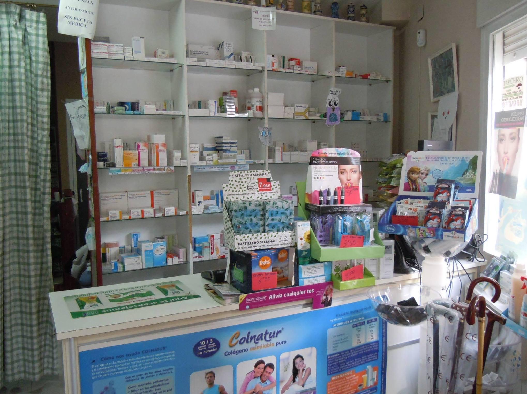 Farmacia especializada en control de tensión en Madrid