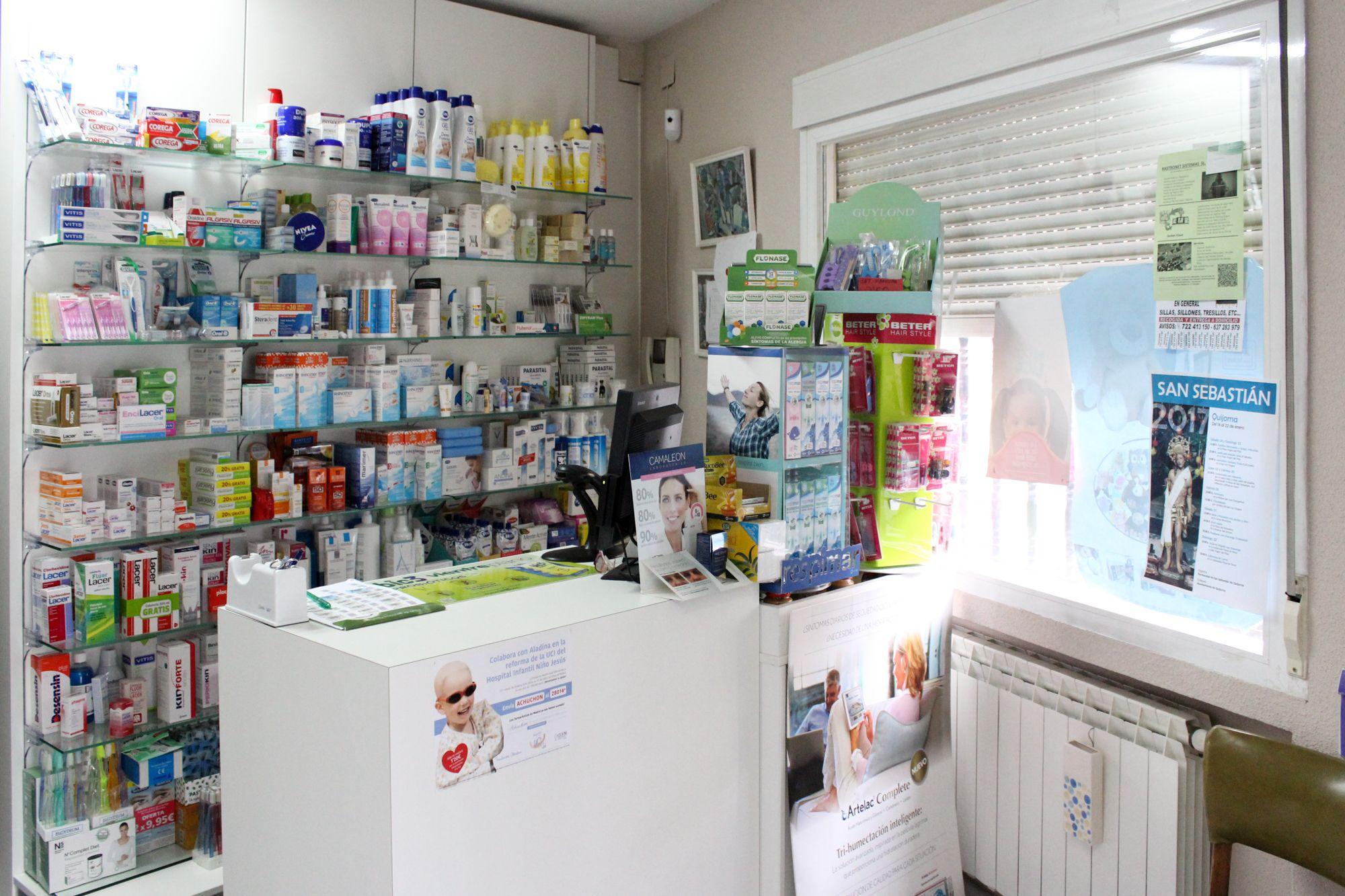 Foto 10 de Farmacias en Quijorna   Farmacia Mª Teresa Lobo