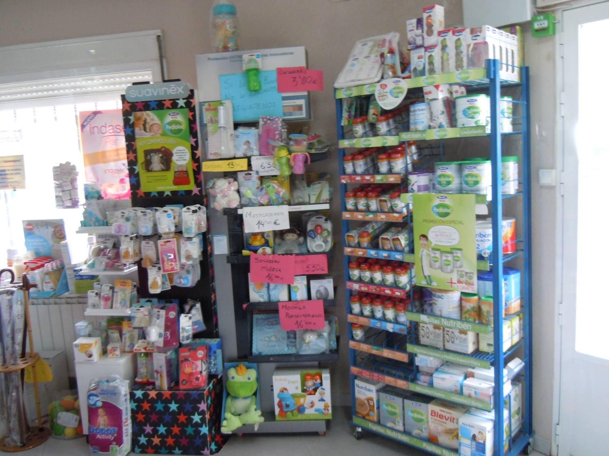 Productos de alimentación infantil
