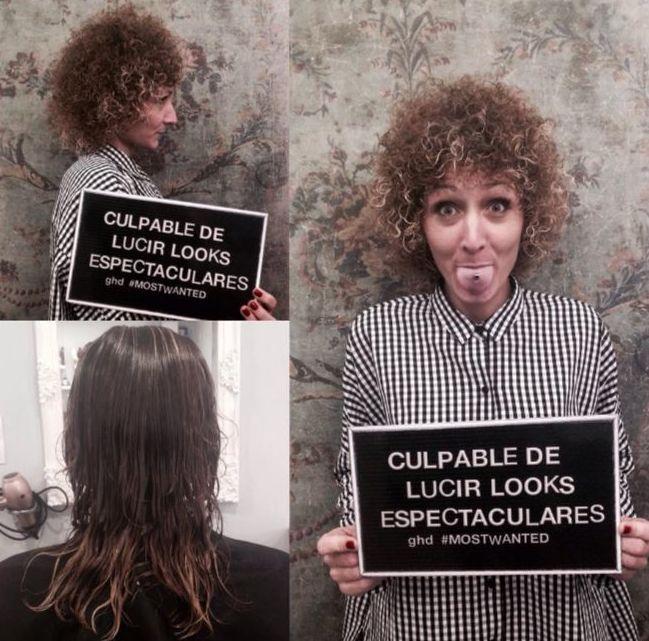 Cambios de look: Servicios de Salón Cristina Cisneros