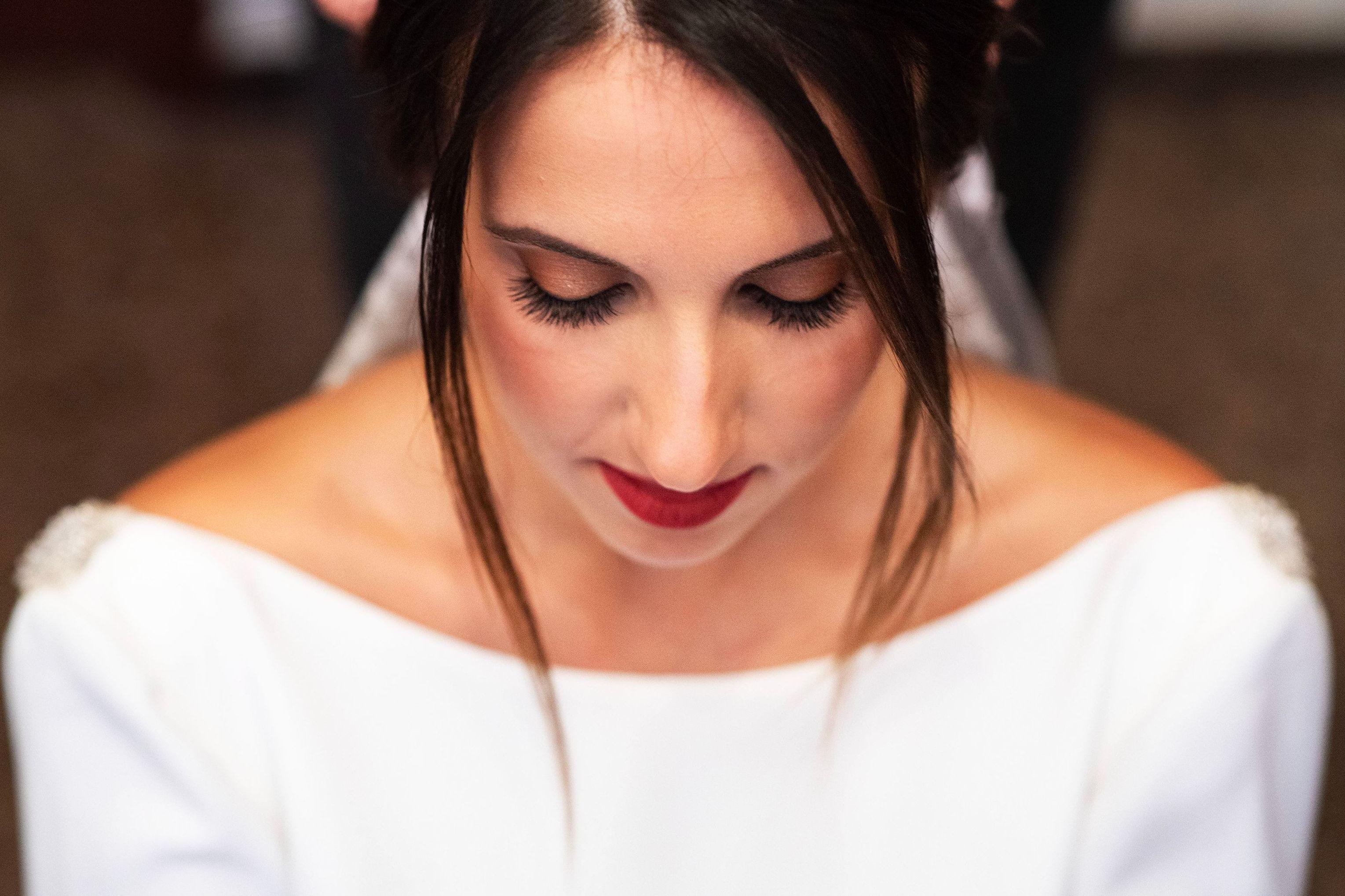 Maquillaje para novias: Servicios de Salón Cristina Cisneros