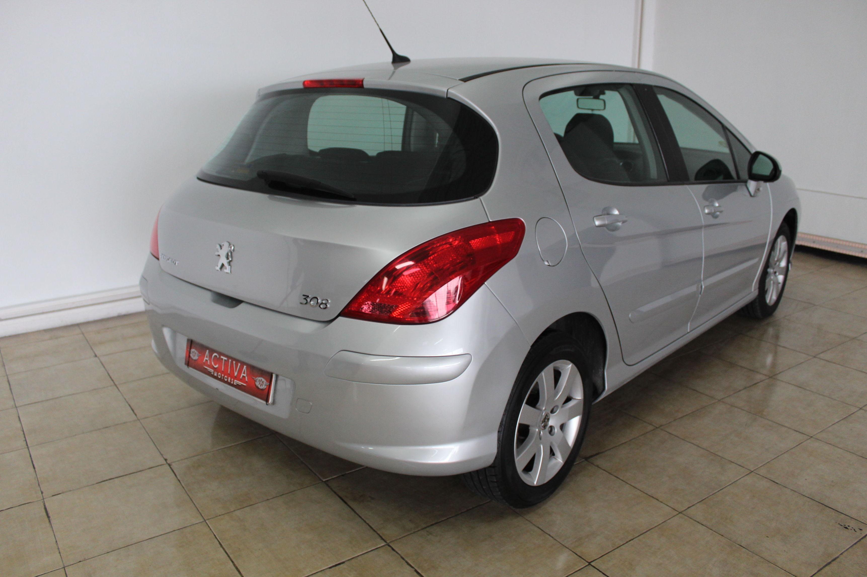 Peugeot 308 Sport 1 6 Hdi 110 Fap 5p   Nuestros Veh U00edculos