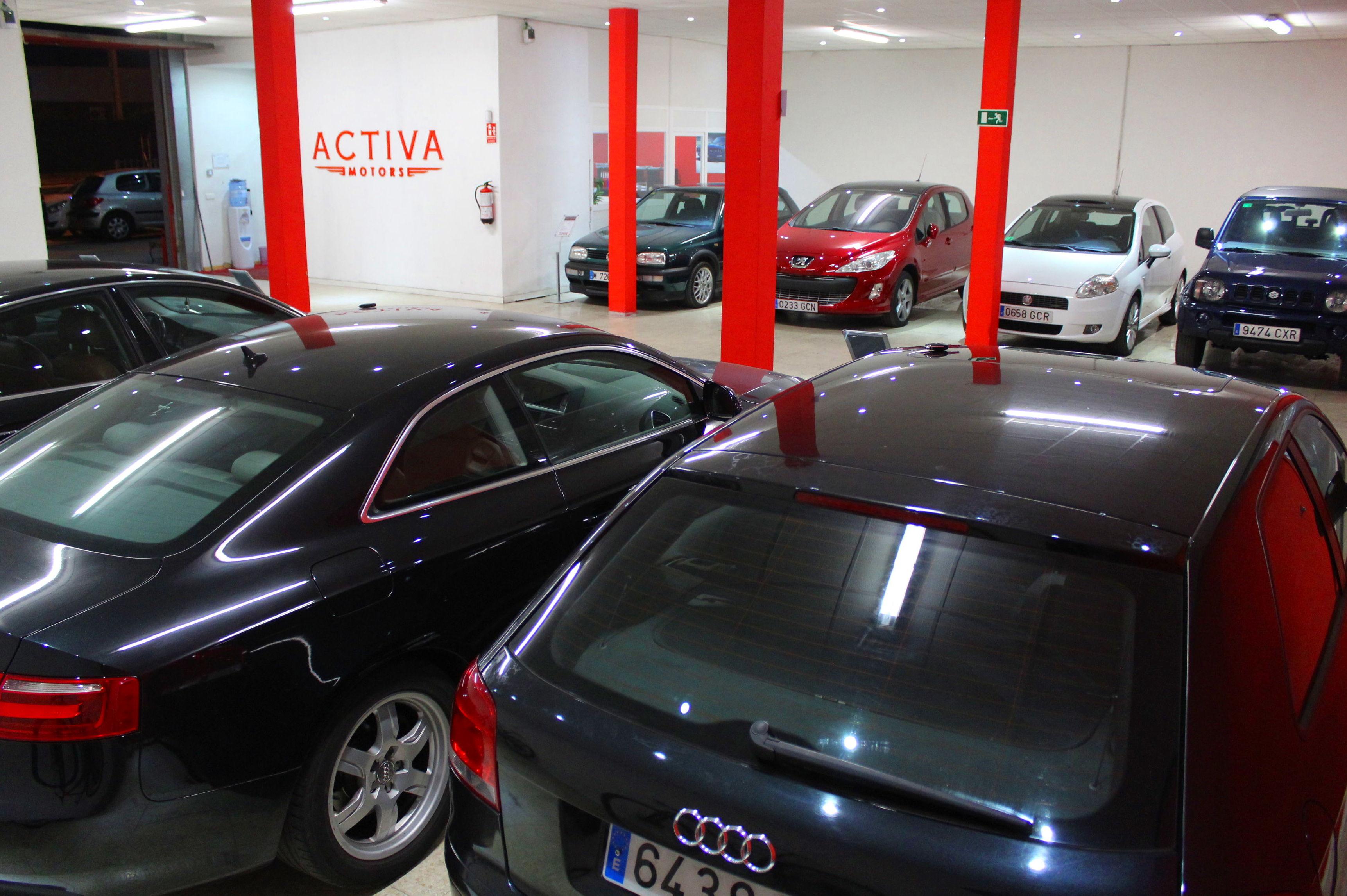 Foto 5 de Compraventa de automóviles en Humanes de Madrid | Activa Motors