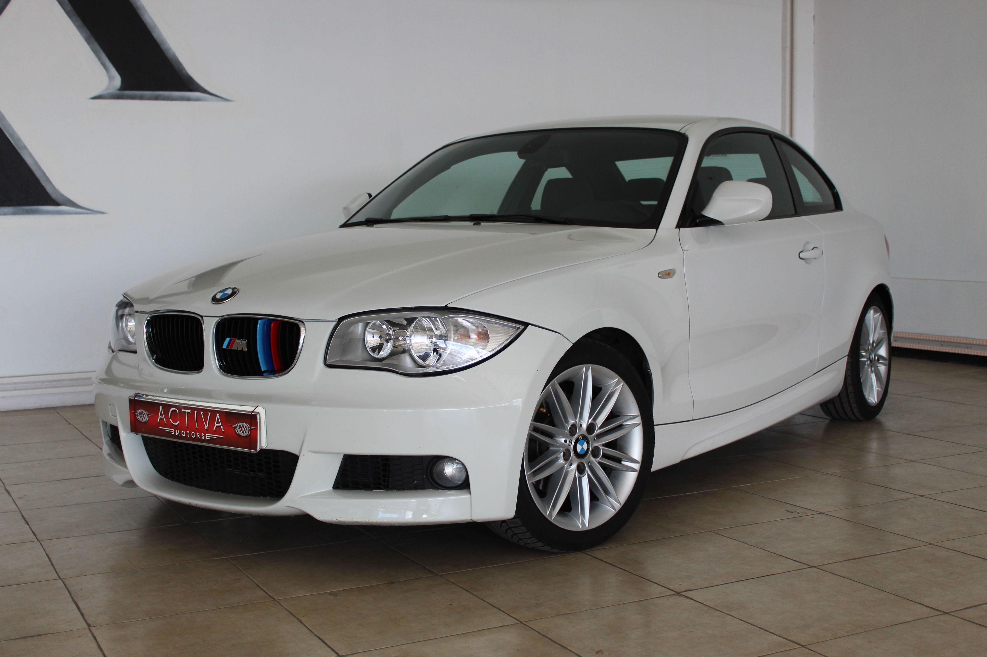 BMW 118D COUPE: Nuestros Vehículos de Activa Motors