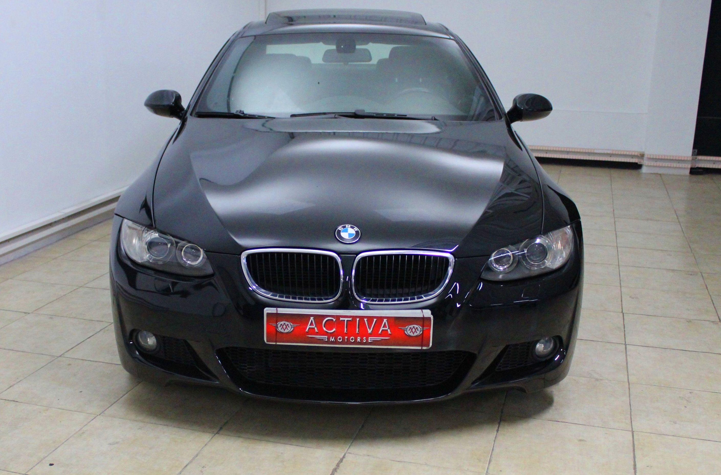 """BMW 320D """"M"""" COUPE: Nuestros Vehículos de Activa Motors"""