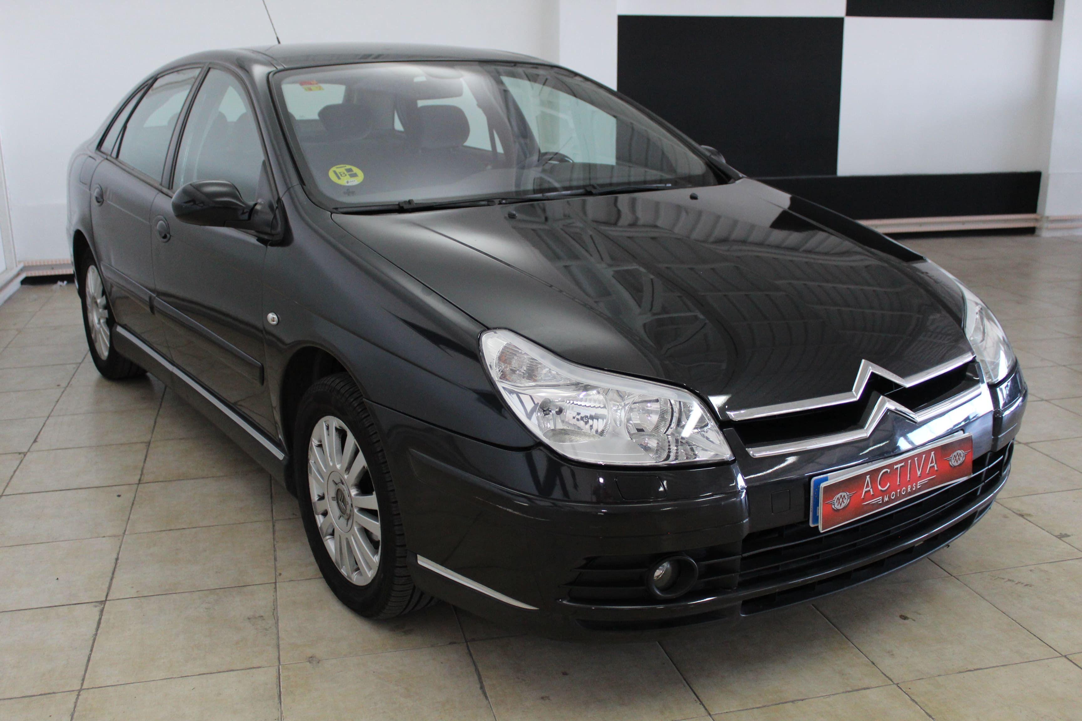 Citroën C5 2.0 HDi Exclusive 5p: Nuestros Vehículos de Activa Motors