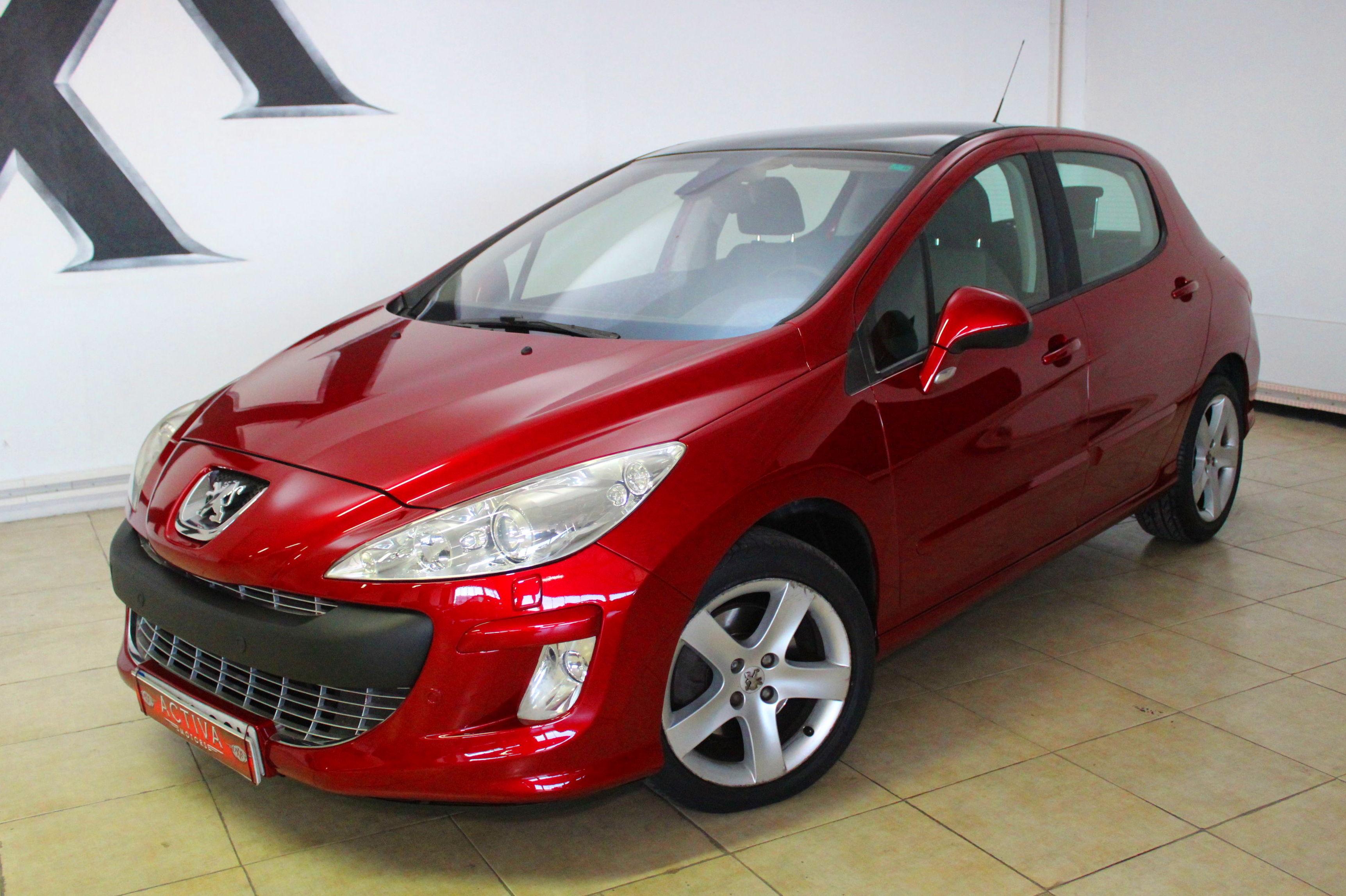 Peugeot 308 2.0HDI Premium Automatic: Nuestros Vehículos de Activa Motors