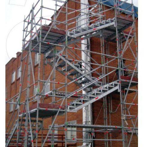 Escaleras: Productos y servicios de Andamios Duar