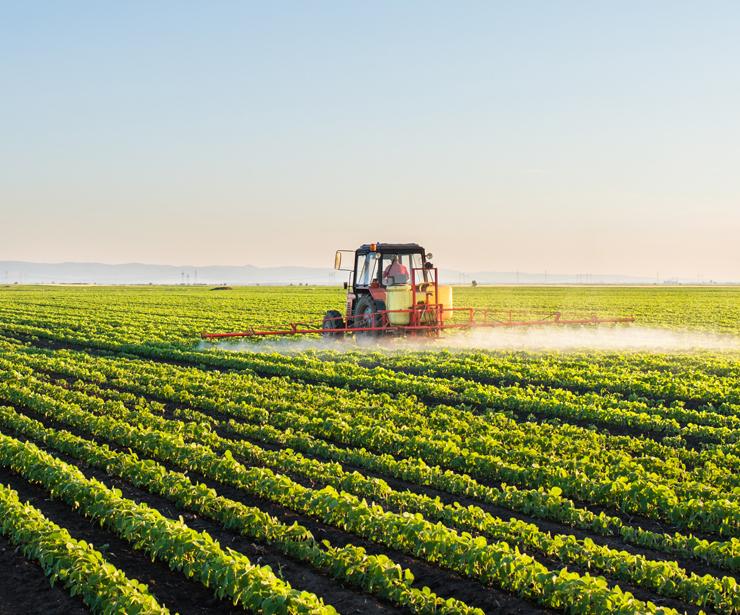 Venta de fitosanitarios para el sector agrícola en Logroño