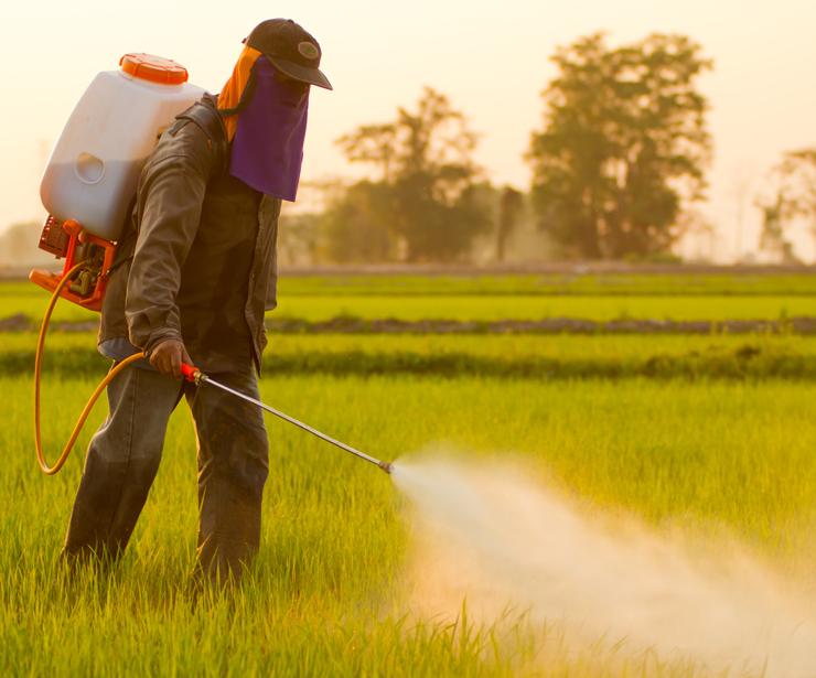 Empresa de fitosanitarios y fertilizantes en Logroño