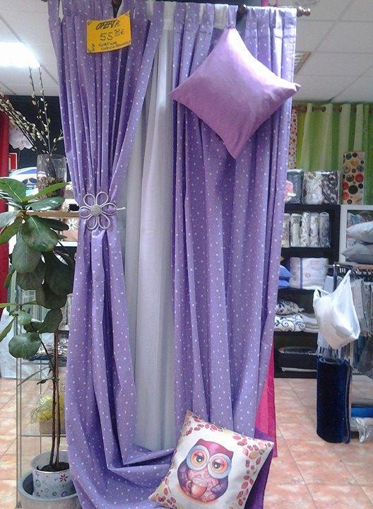 Confección de cortinas a medida en Tenerife