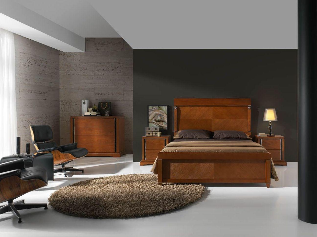 Dormitorio Madera de Roble. Precios Unicos.