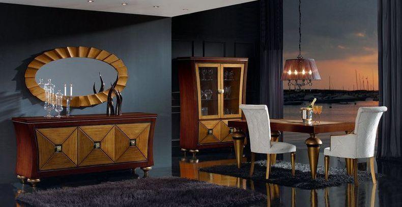 Diseño de mobiliario de salón