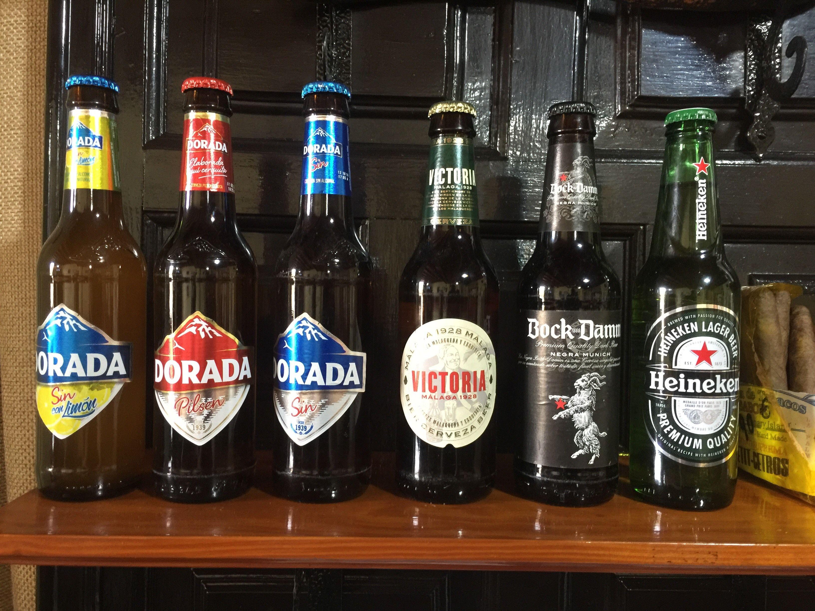 Las mejores cervezas en nuestro Bar La Placeta
