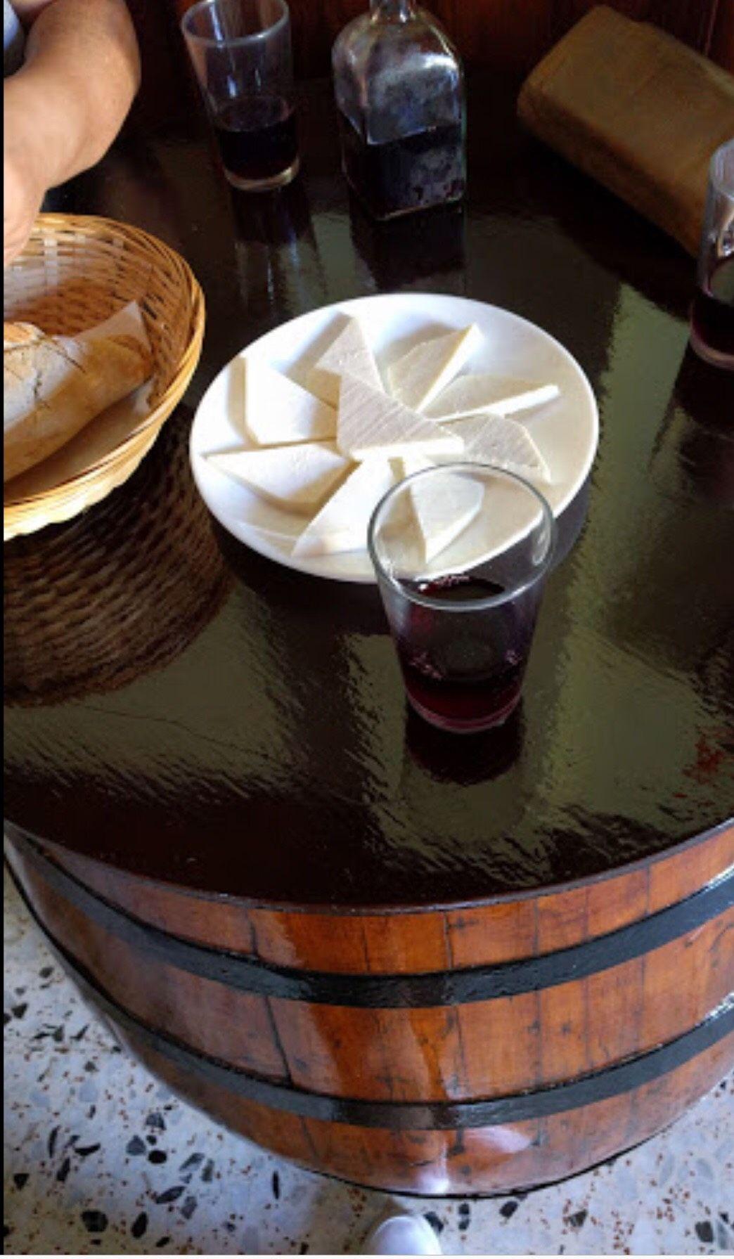 Bar donde tomarte una copa de vino