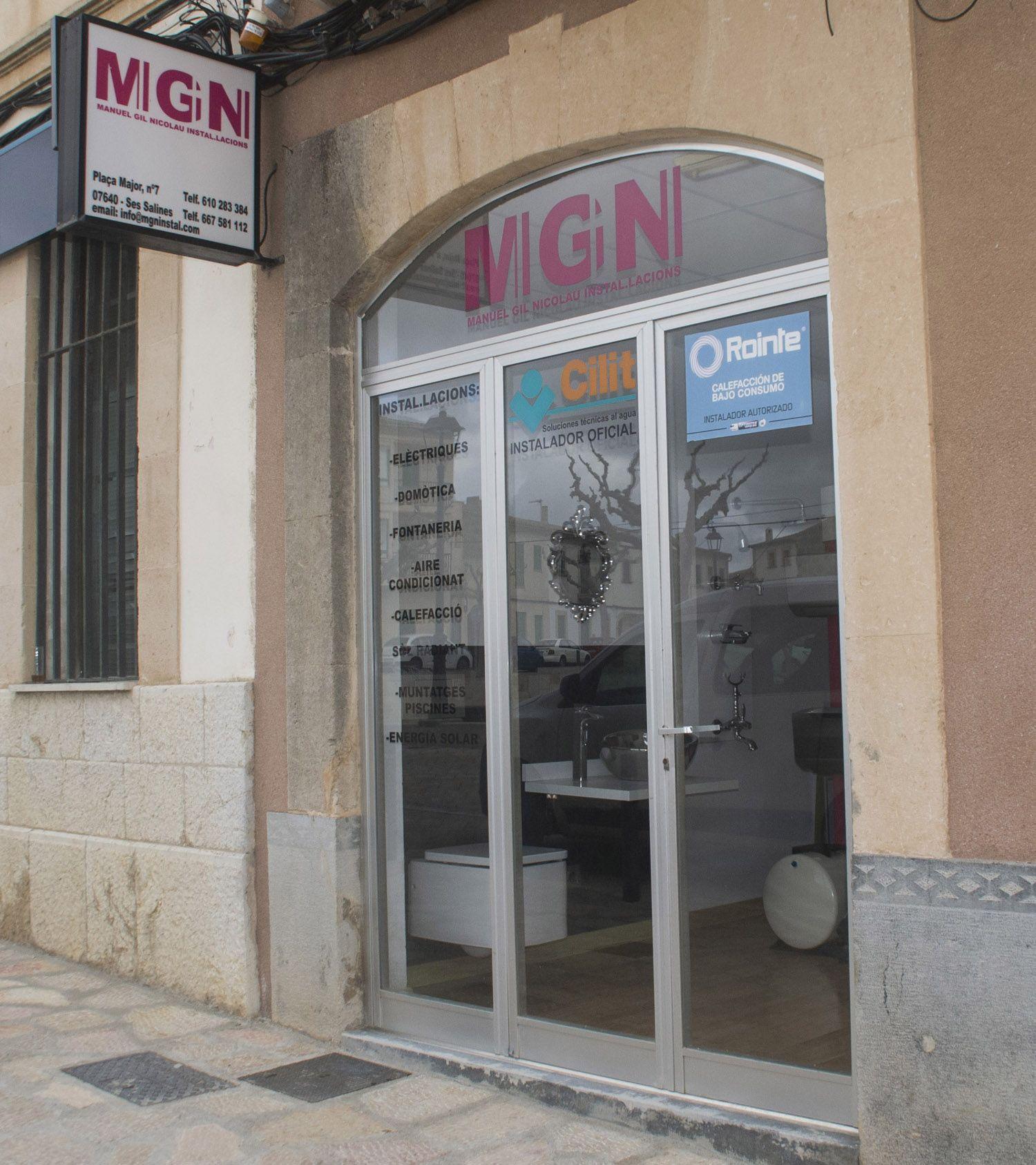 Empresa de instalaciones eléctricas y servicios de fontanería en Palma de Mallorca