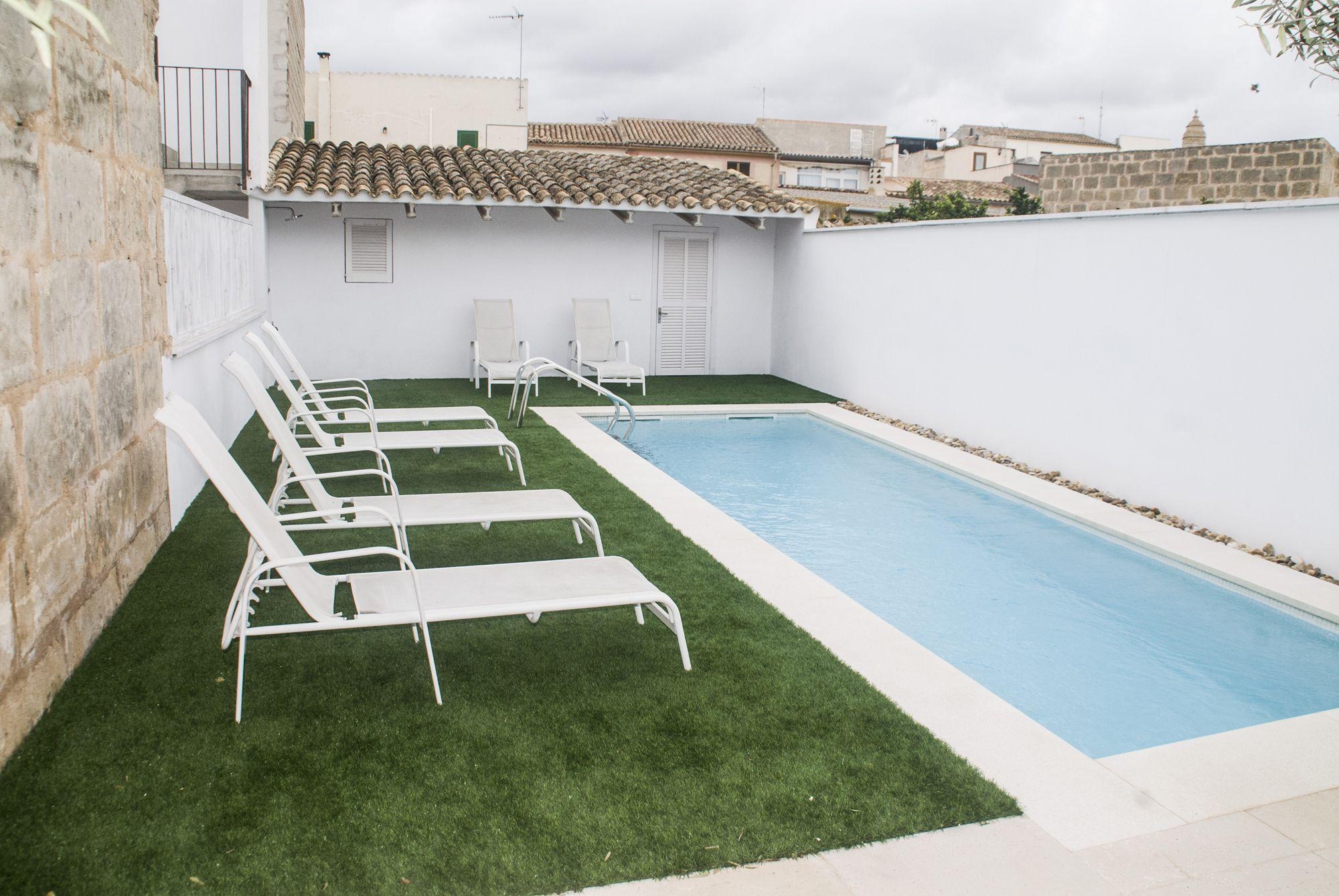 Instalación y mantenimiento de piscinas en Palma de Mallorca