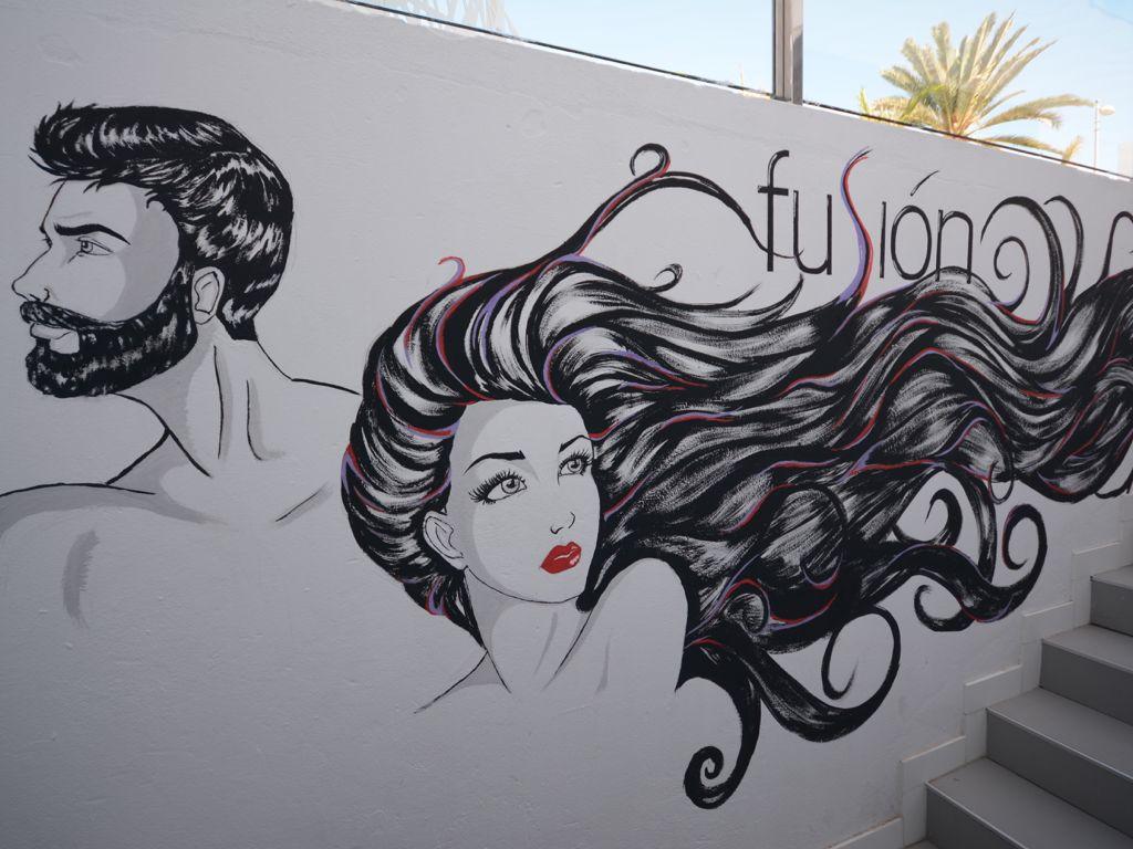 Foto 4 de Peluquería unisex con tratamientos capilares de excelente calidad en Maspalomas | Fusión Unisex Hairdressers