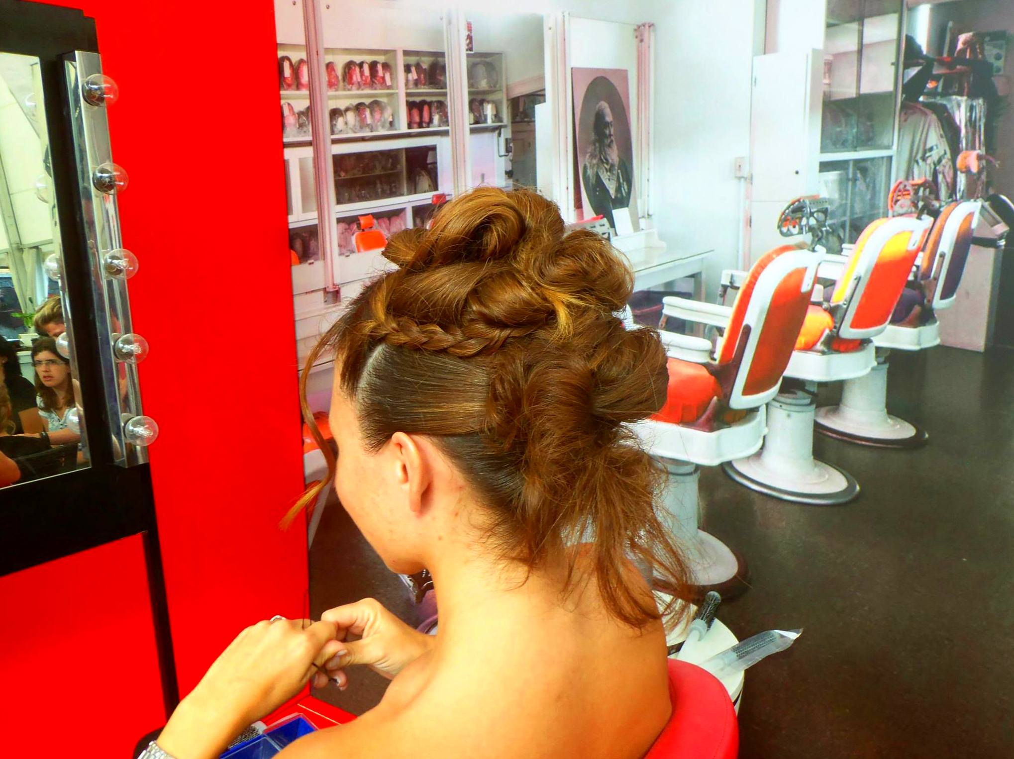 Peinado para Mrs Tenerife