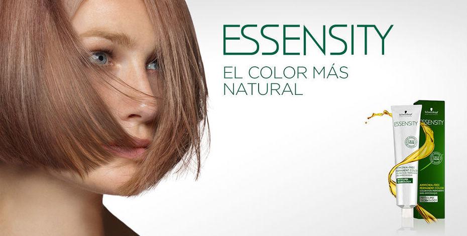 ESSENSITY El color más natural