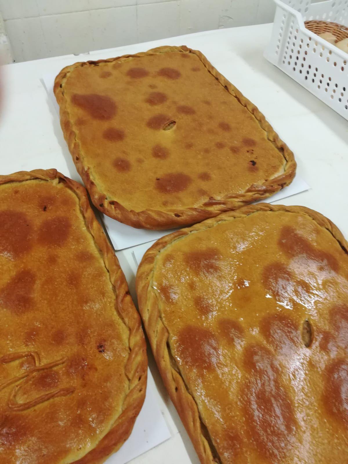 Empanadas gallegas artesanales