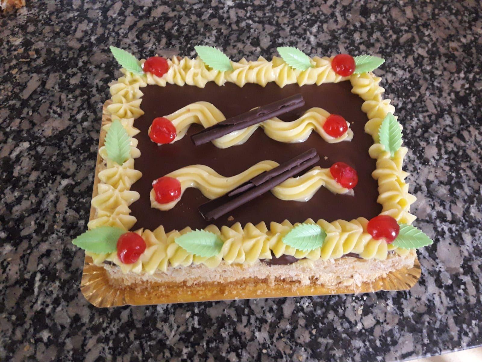 Encárganos tu tarta a medida