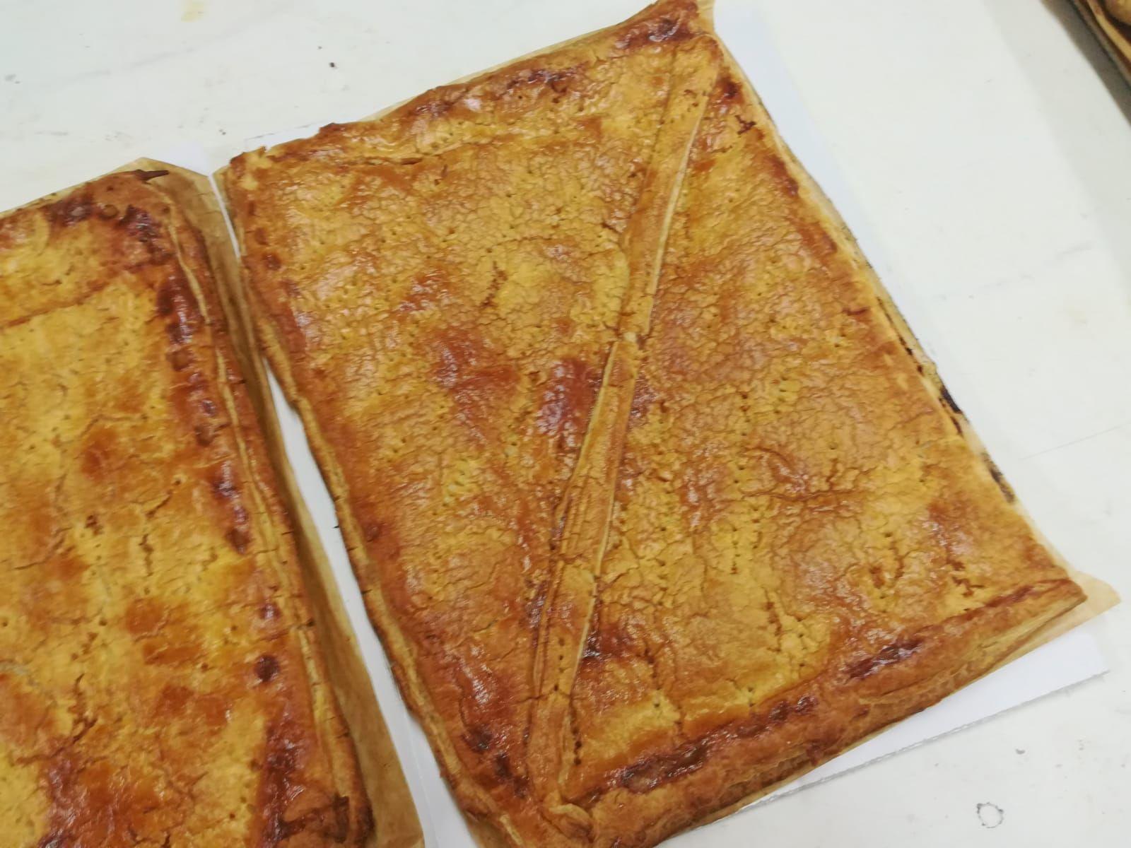 Empanadas de jamón
