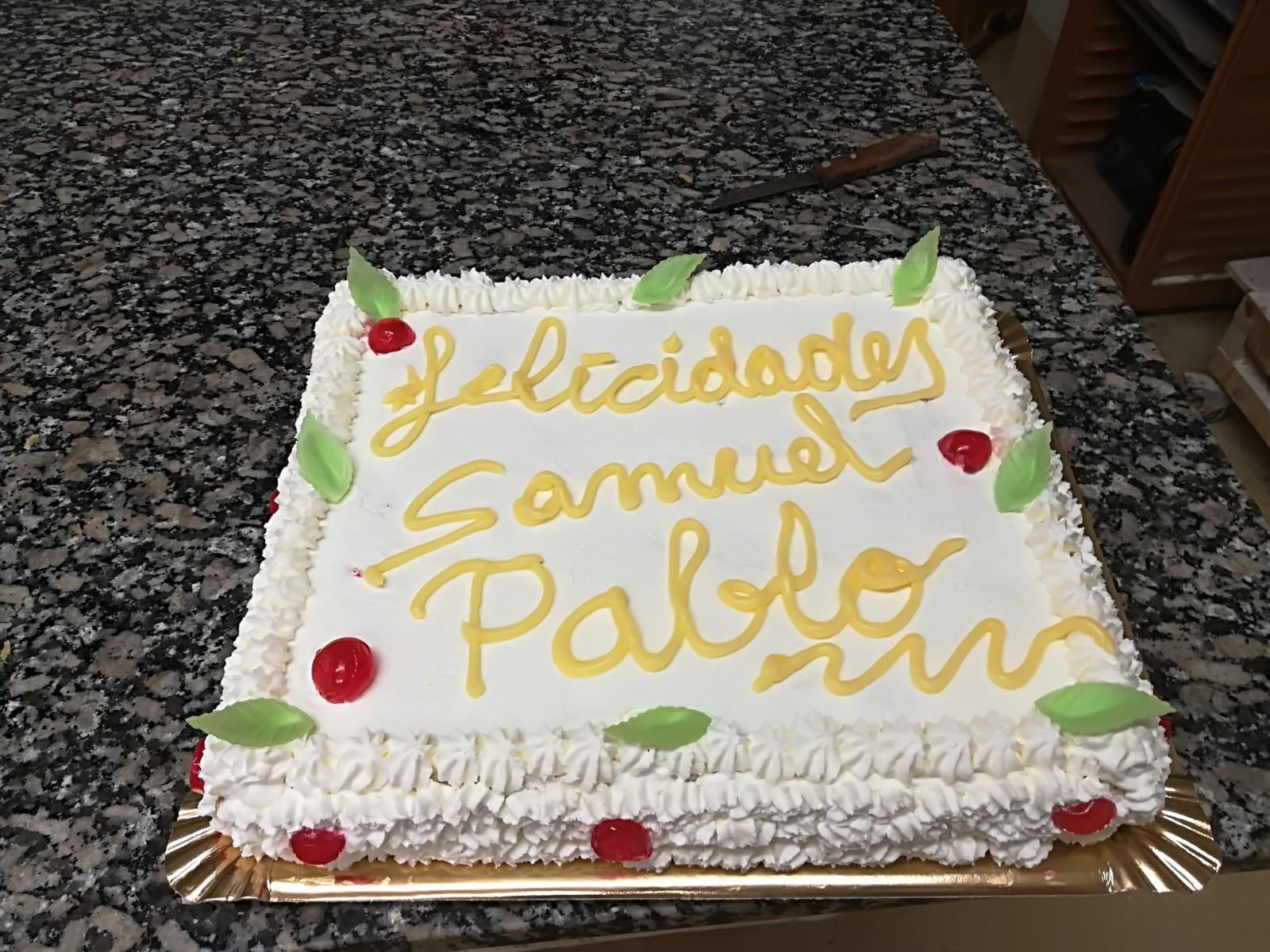 ¡Encárganos tu tarta de cumpleaños!