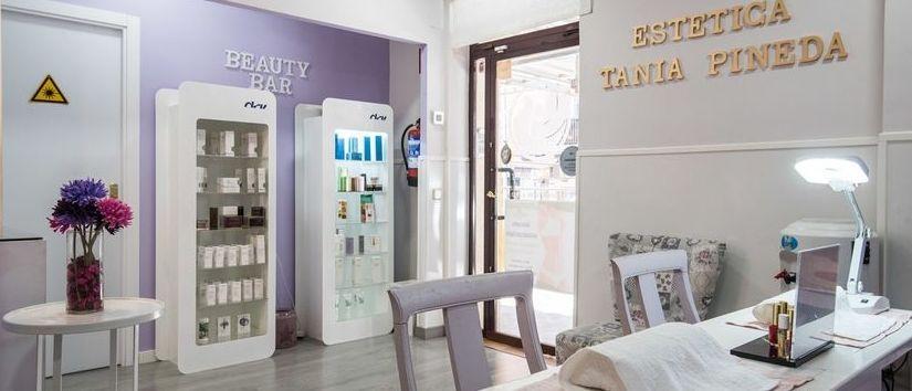Beauty Bar. Centro de estética Tania Pineda