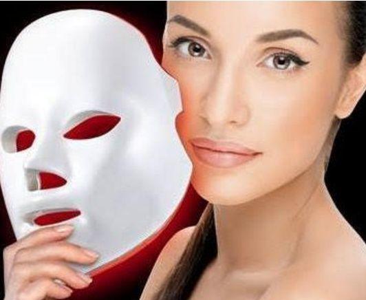 fotoestimulación facial