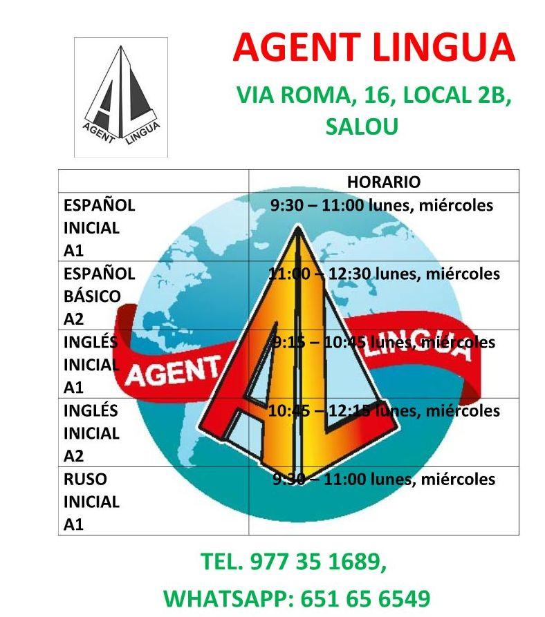 Academia de idiomas Salou