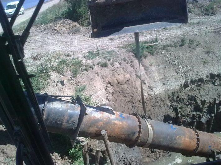 Foto 32 de Excavaciones y movimientos de tierra en Los Palacios y Villafranca | Hermanos Palacios Rincón