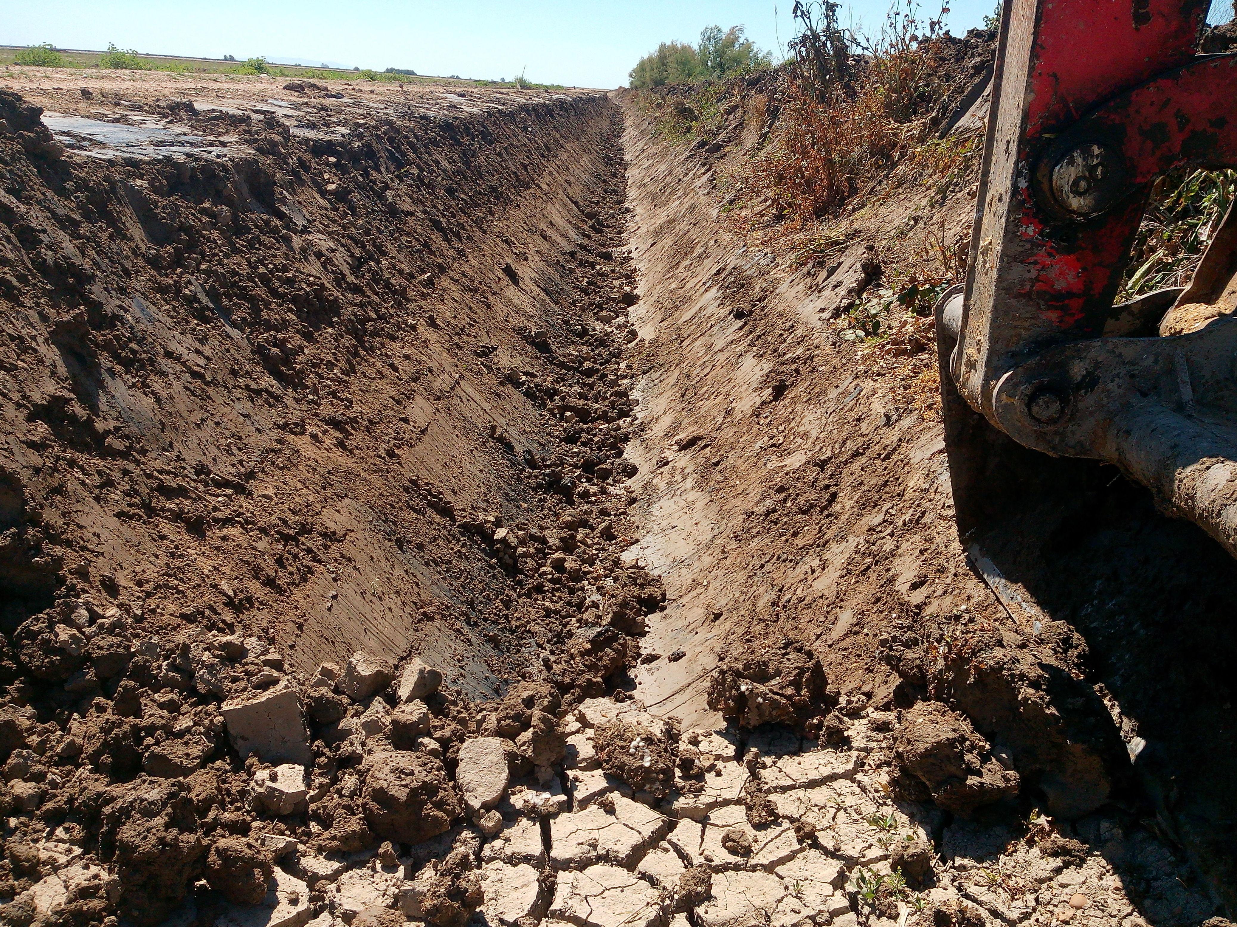 Foto 14 de Excavaciones y movimientos de tierra en Los Palacios y Villafranca | Hermanos Palacios Rincón
