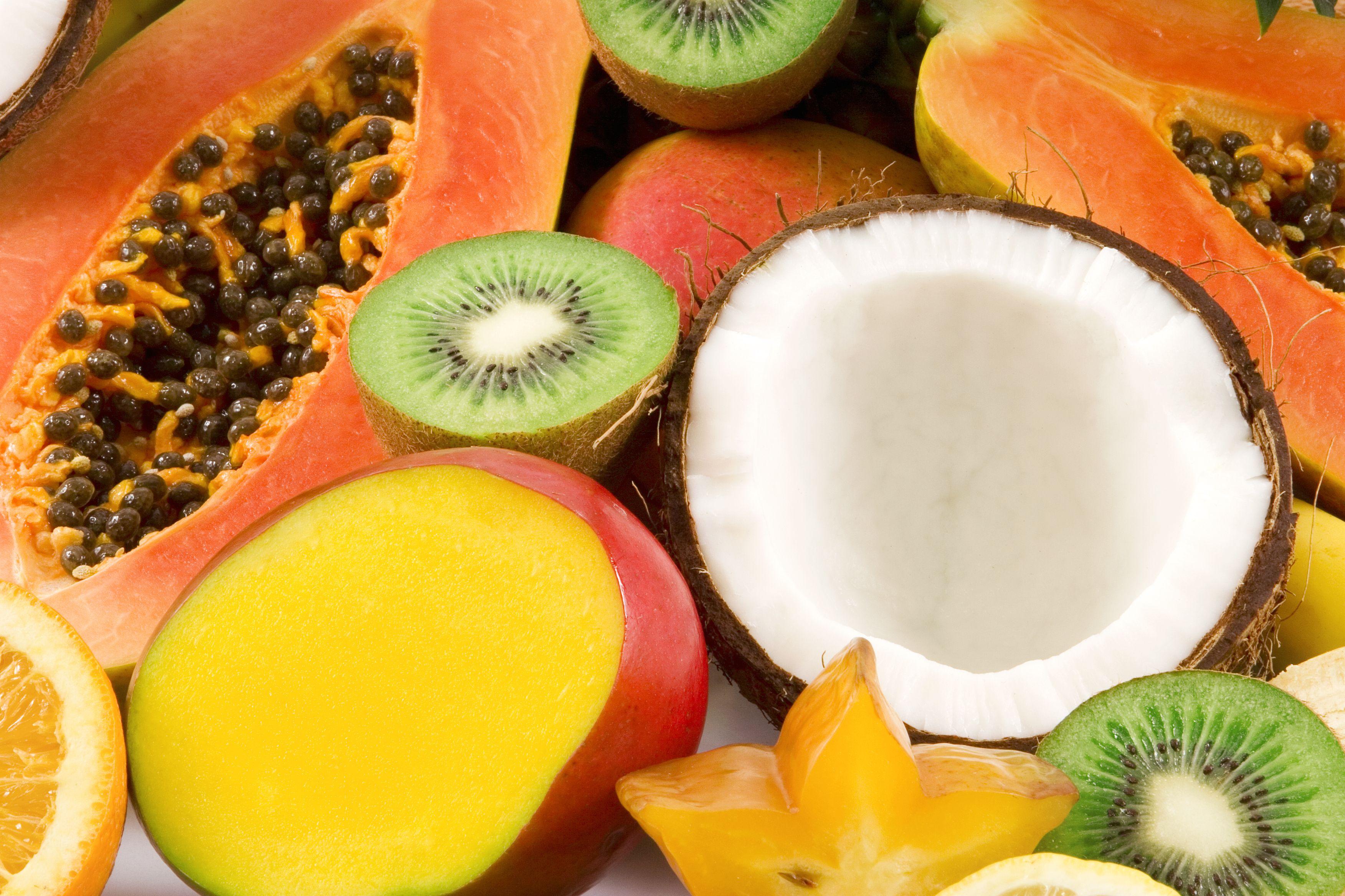 Disponemos de todo tipo de frutas y verduras