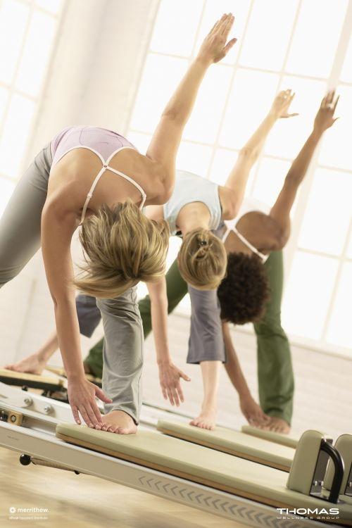 Pilates: Servicios de FisioMob Bcn