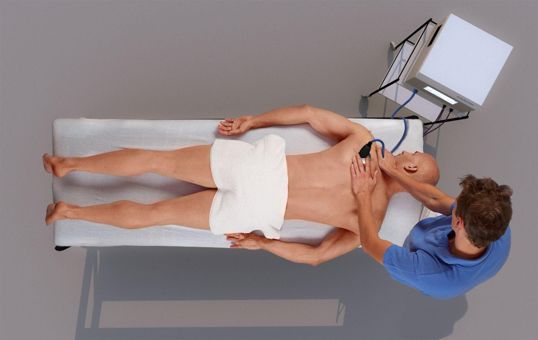 Diatermia Medestec®: Servicios de FisioMob Bcn