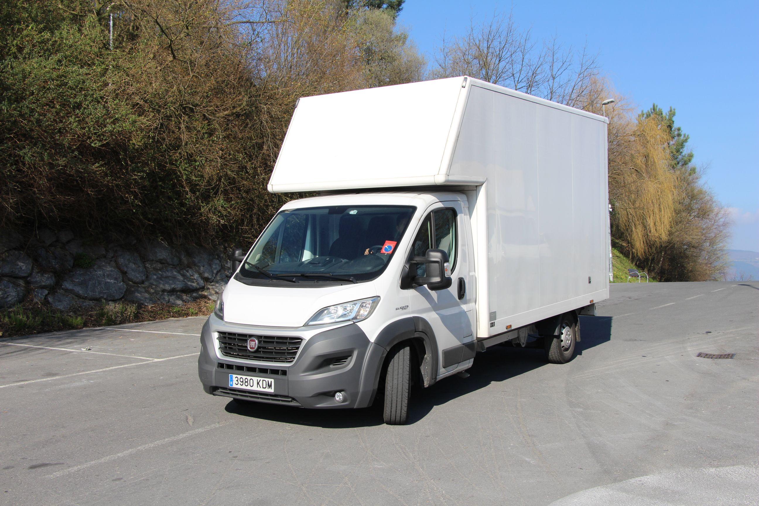 Recogemos y transportamos tus muebles en Arrigorriaga