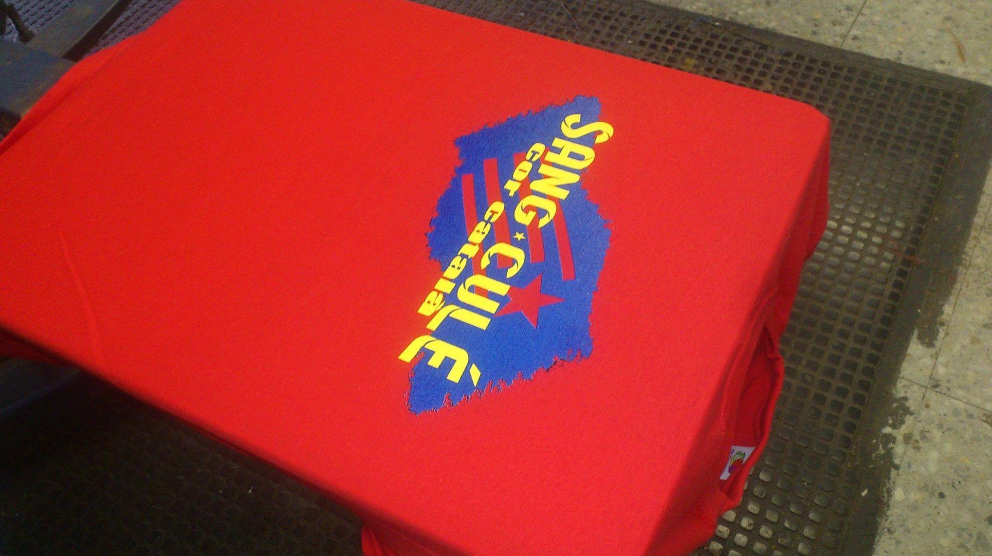 Decotex, estampación de camisetas en Esplugas de Llobregat