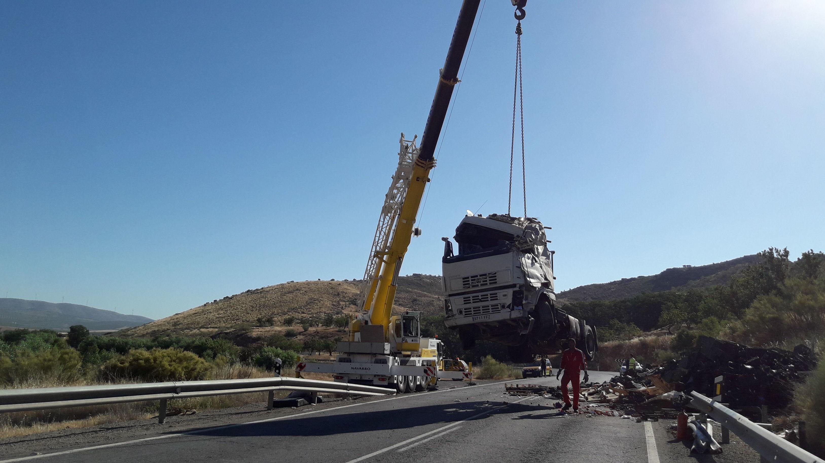 rescates vehiculos pesados