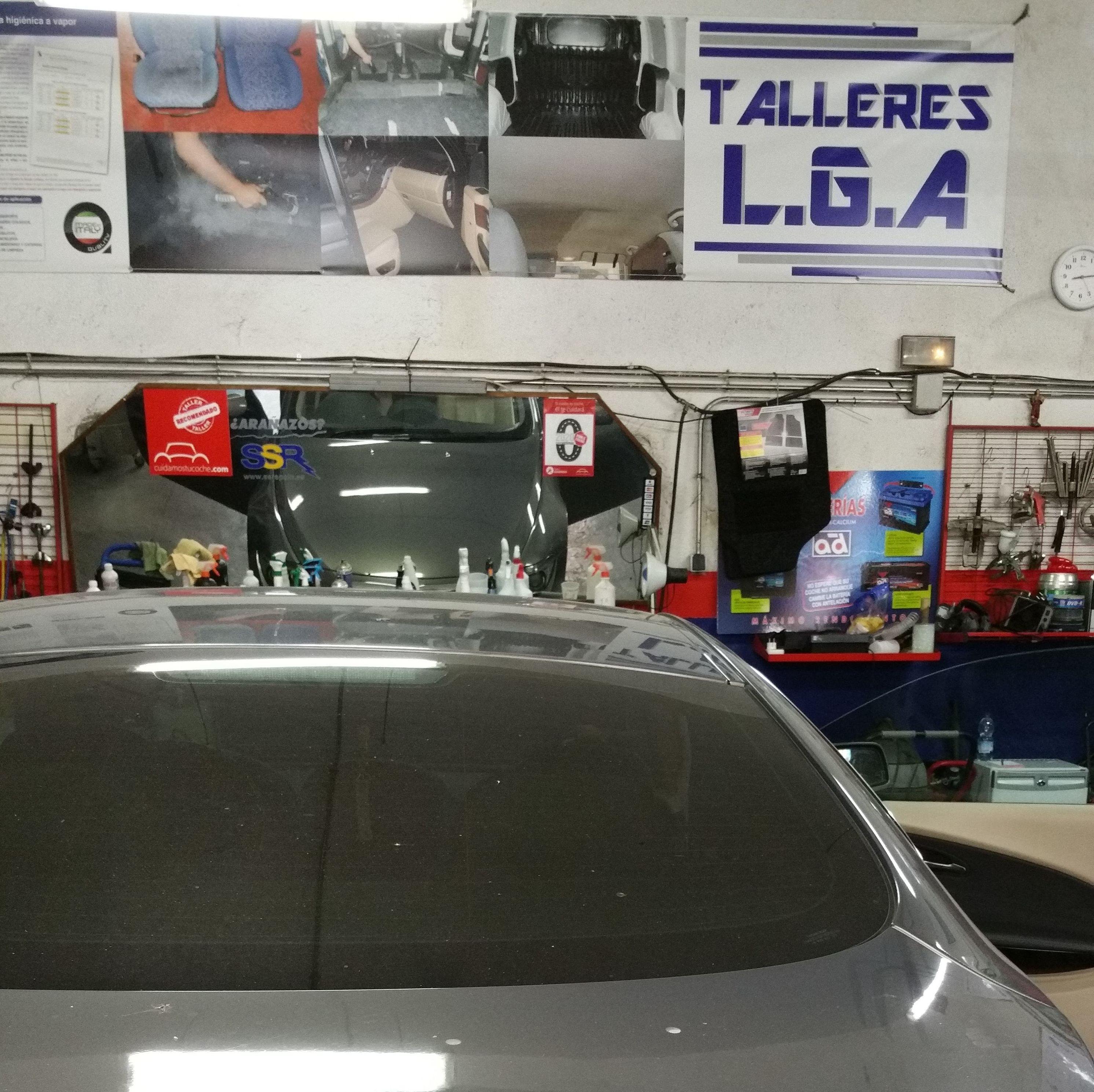 Foto 57 de Talleres de automóviles en Getafe | Talleres LGA