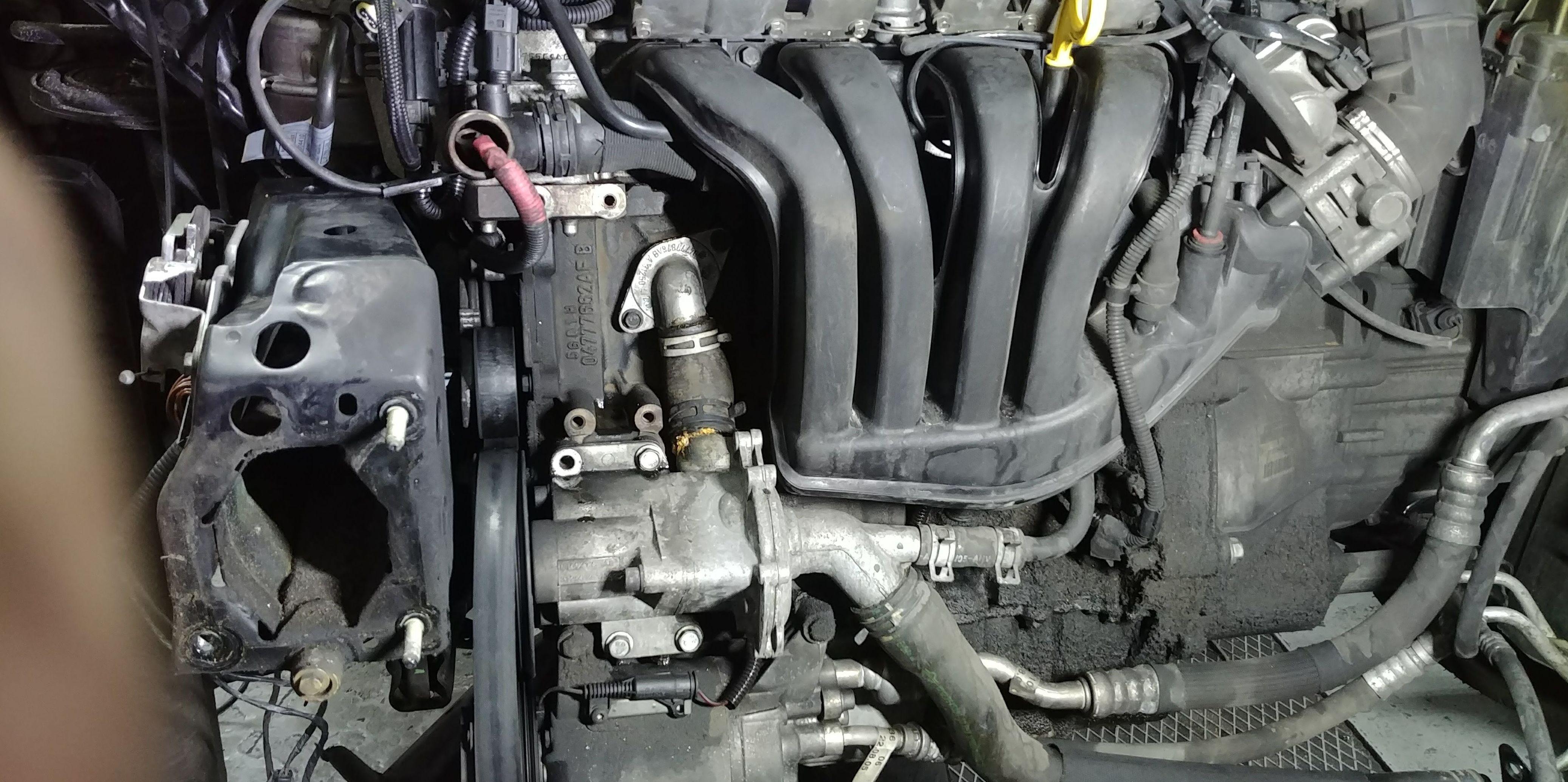 Control de fugas de circuito de refrigeración: Servicios de Talleres LGA