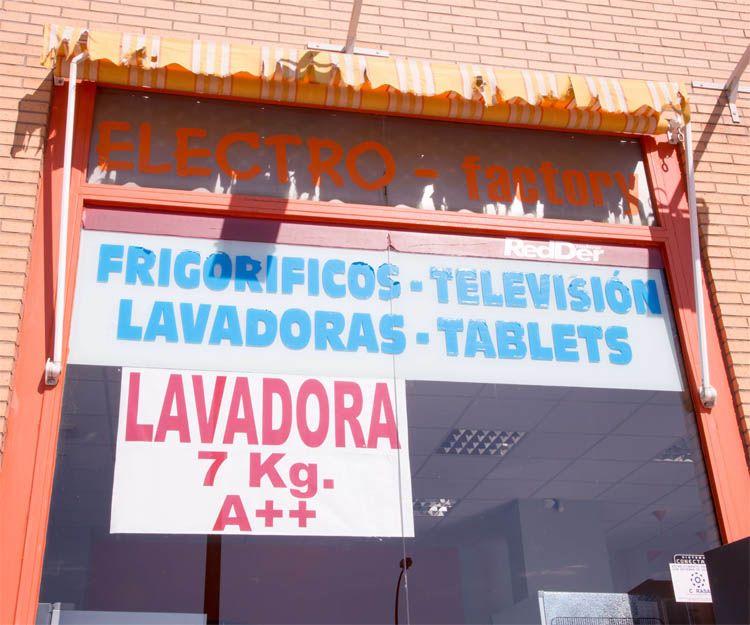 Venta de electrodomésticos en Cuenca