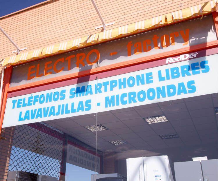 Venta y reparación de electrodomésticos en Cuenca