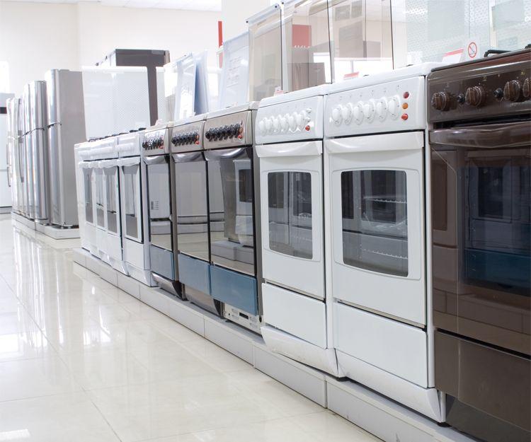 Tienda de electrodomésticos en Cuenca