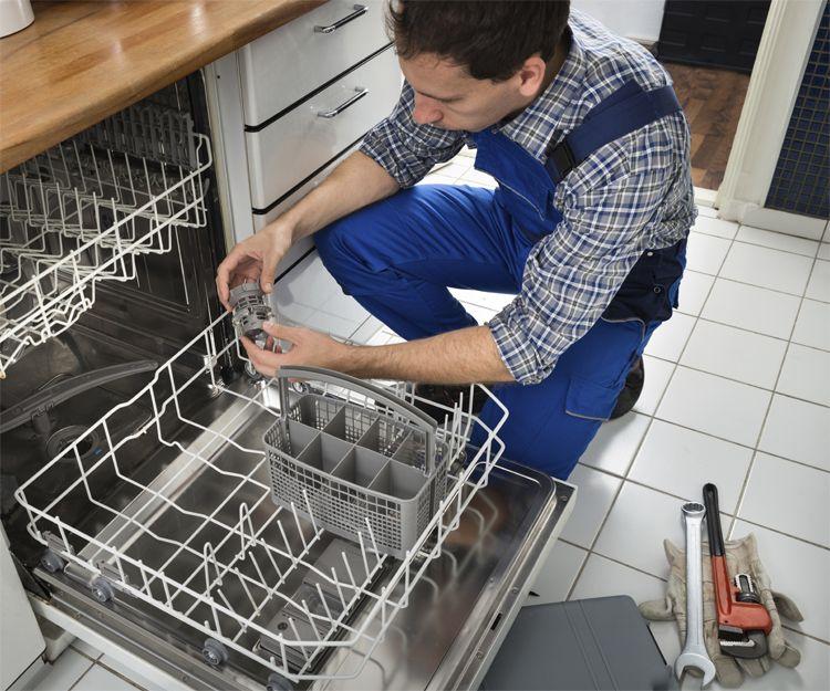 Reparación de lavavajillas de gama blanca en Cuenca