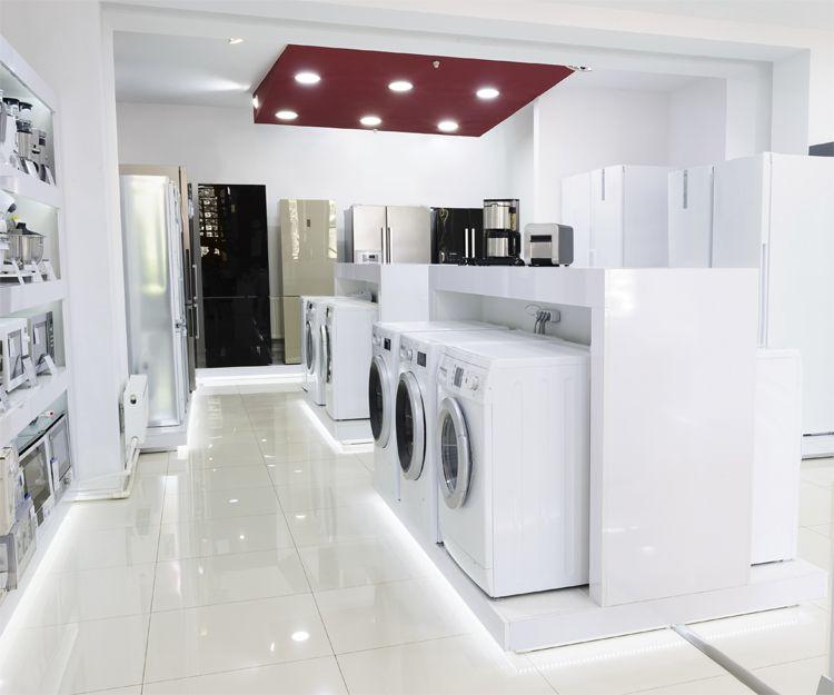 Venta de lavadoras de gama blanca en Cuenca