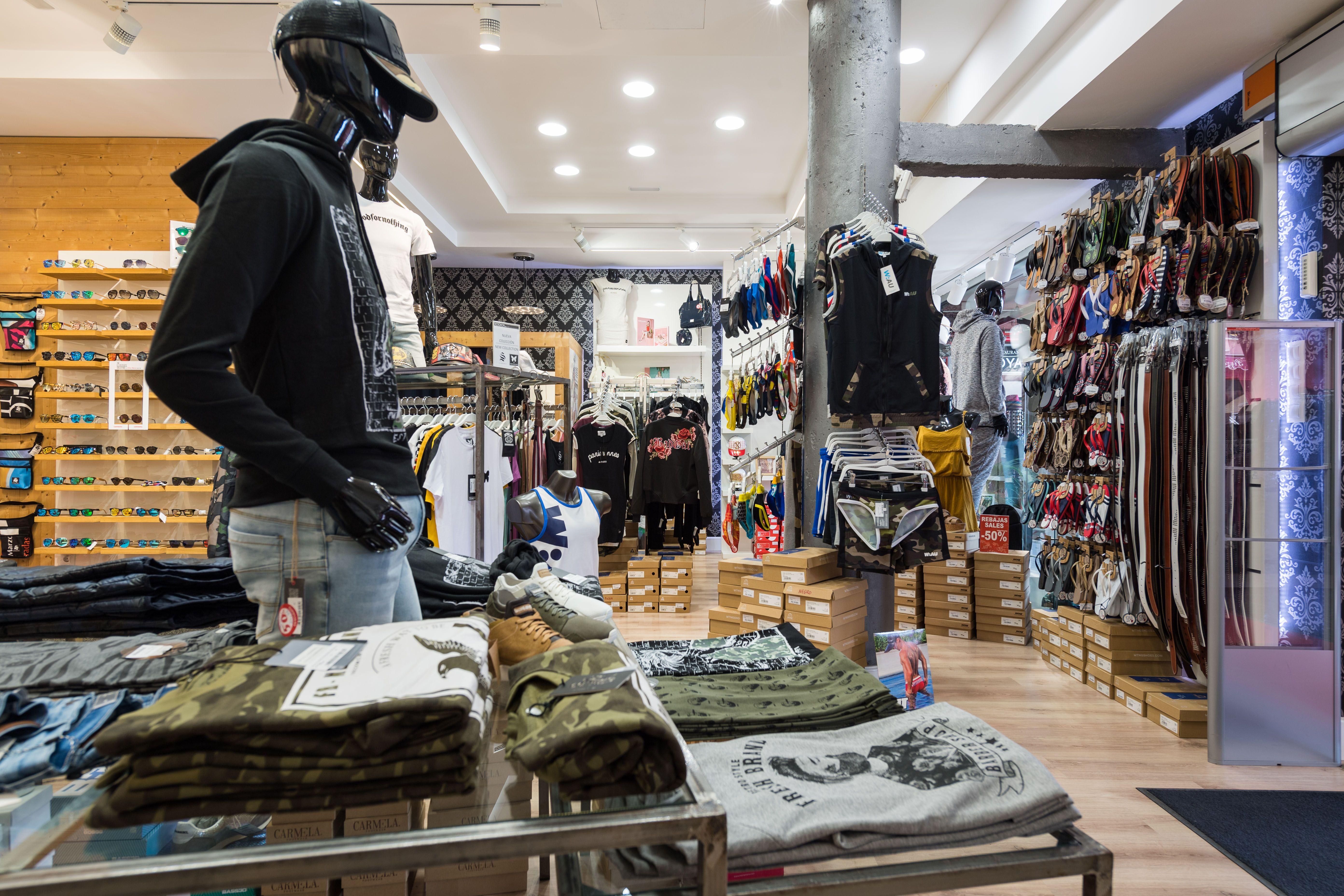 Ven y compra la mejor moda en Las Palmas de Gran Canaria