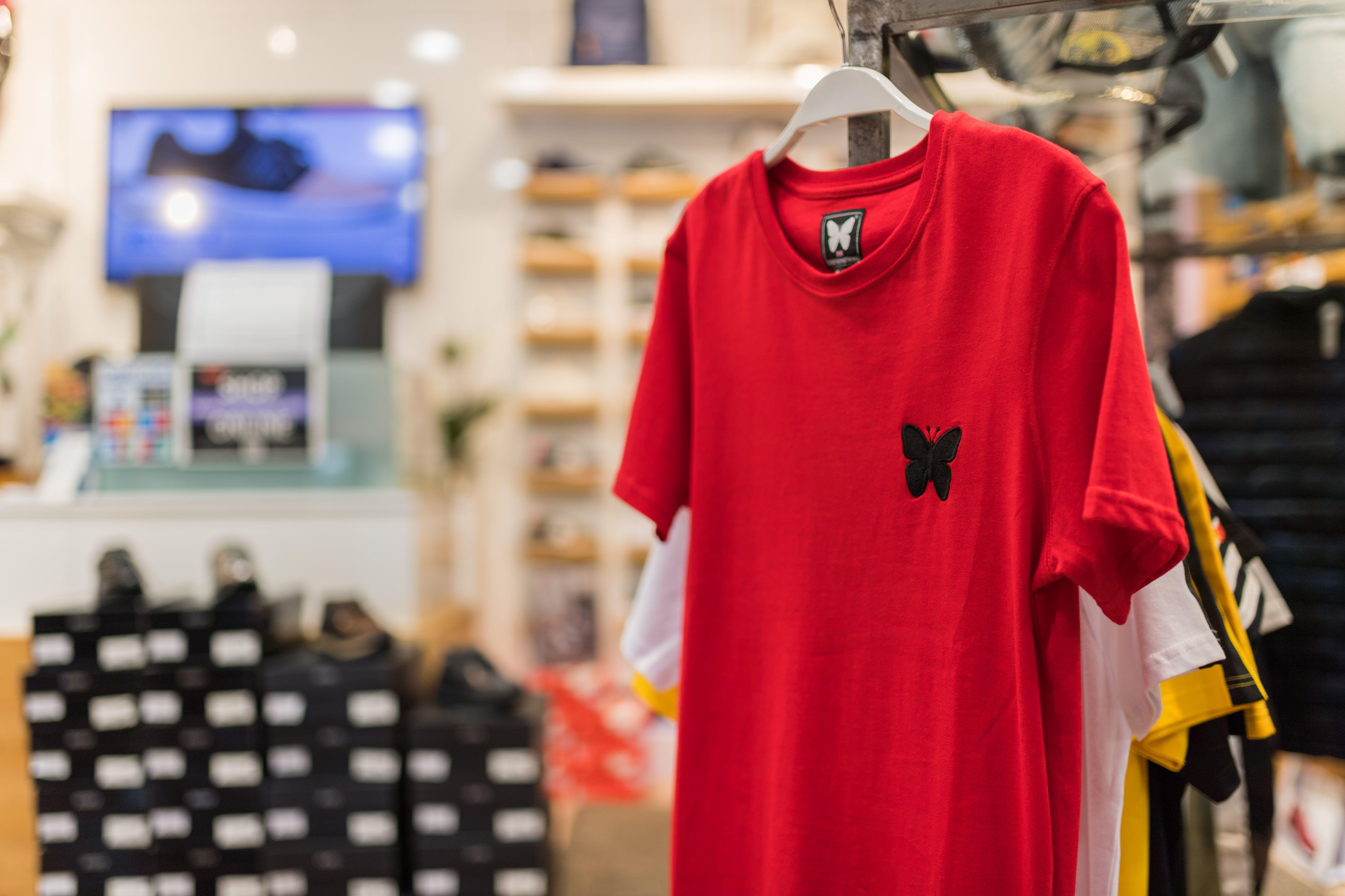 Venta de camisetas en Las Palmas de Gran Canaria