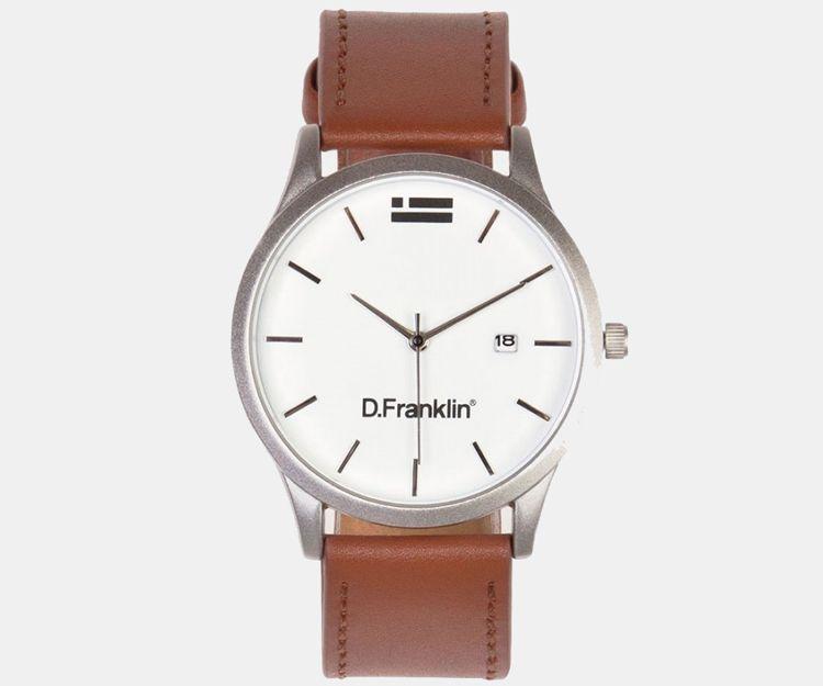 Nueva colección de relojes de D.Franklin